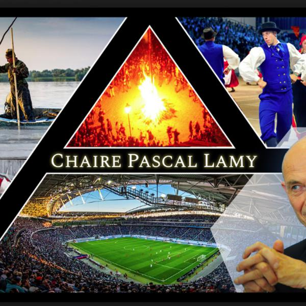 Chaire Pascal Lamy